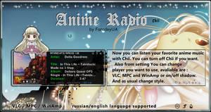 Anime Radio v.1.3