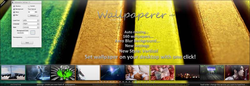 Wallpaperer 2.0