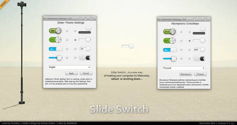 Slide Switch 1.2 eng-rus
