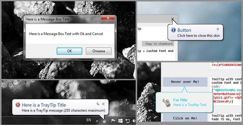 InformMe Addon v1.2.1 Beta