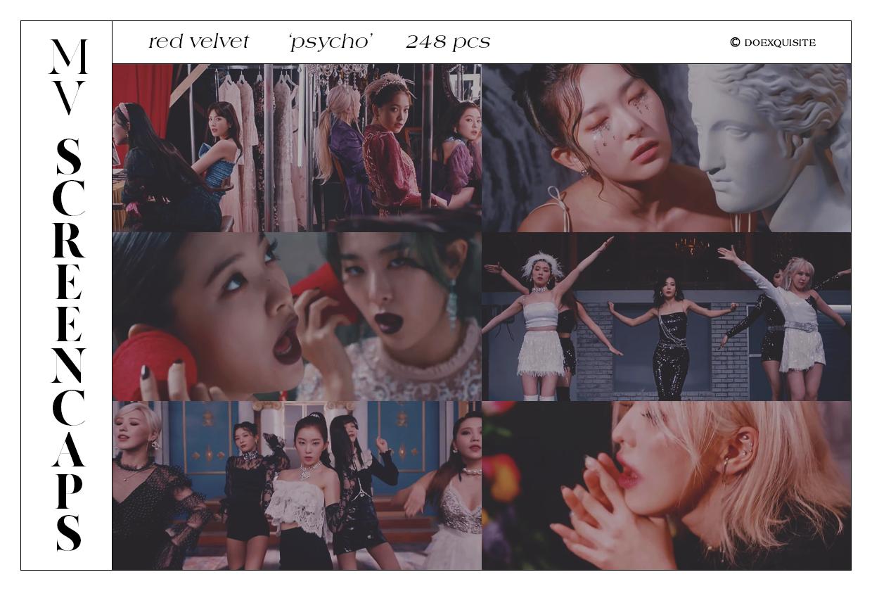 Red Velvet Psycho Mv Screen Caps By Doexquisite On Deviantart
