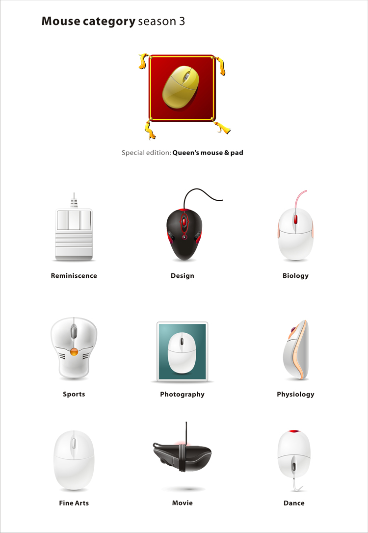 Mouse category Season 03