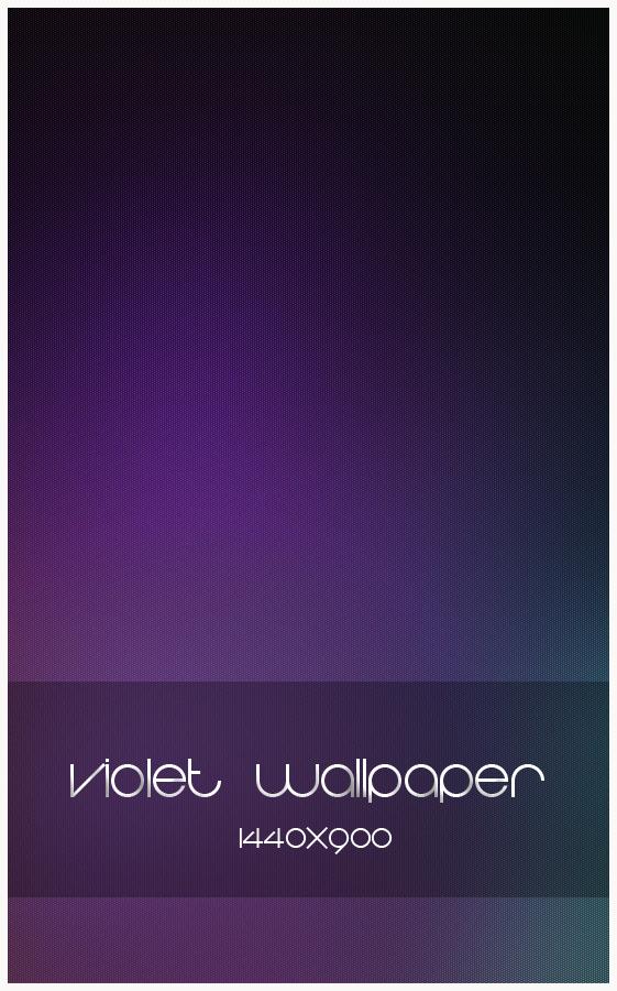 Violet by atanastsvetkov