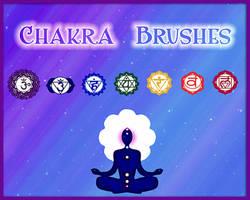 Chakra Brushes by Dasha444