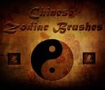 Chinese Zodiac Brushes