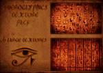 Hieroglyphics Textures
