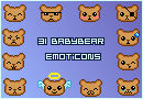 Babybear Emoticons