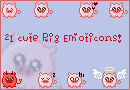 Pig Emoticons by oOLuccianaOo