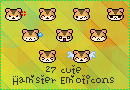 Hamster Emoticons by oOLuccianaOo