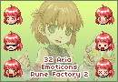 Rune Factory - Aria Emoticons by oOLuccianaOo