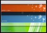 3X GNOME Panels, 22PX - 2007