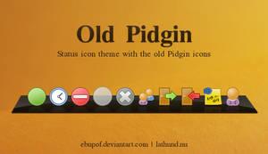 Old Pidgin - Status icon theme