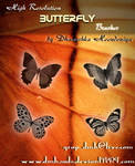 Butterfly Brushes