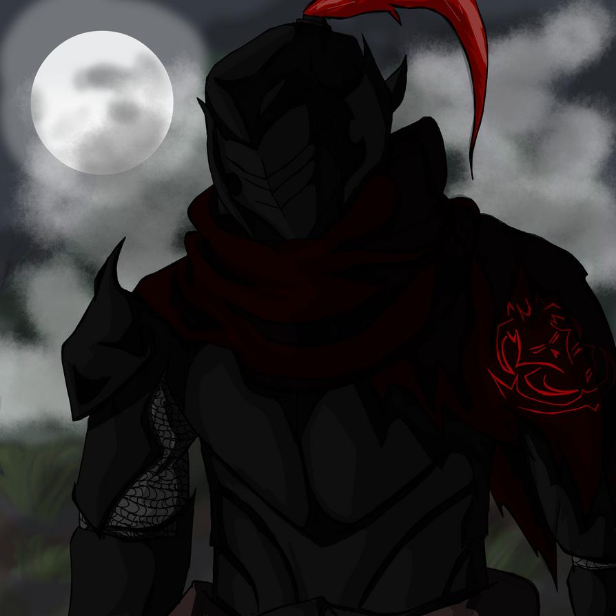 Black Knight by EternalKage