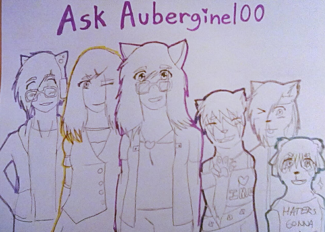 Ask Aubergine100 (Updated) by Aubergine100