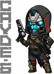 Cayde-6 by MuHut