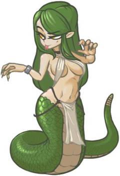 MonsterGirl_020 Lamia