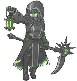MonsterGirl_035 Reaper