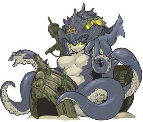 MonsterGirl_049 Kraken (BOSS)