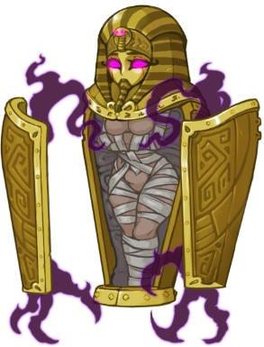 MonsterGirl_056 CursedCasket