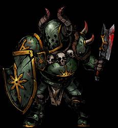 Chaos warrior GIF 2