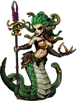 Warhammer Medusa