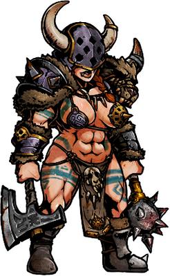 Norsca girl