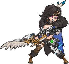 Fulgur Anjanath armor