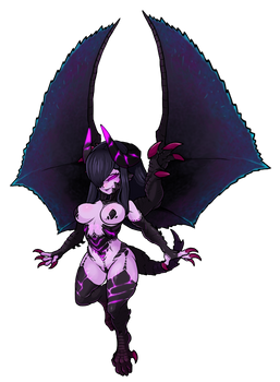 Gore Magala Frenzy State GIF