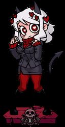 Modeus, The Lustful Demon
