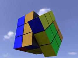 Rubik's Cube Solution by kamlesh