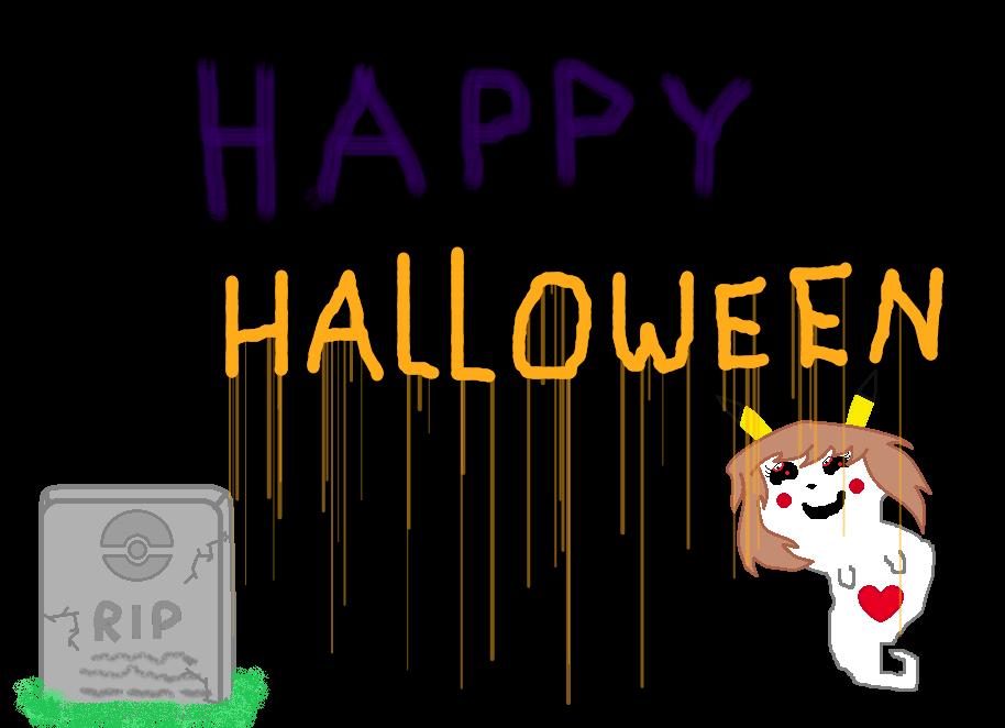 Pika-riffic Halloween by PrincessAsparagus92