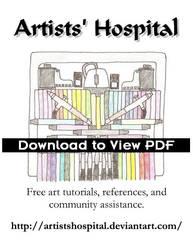 Hospital Flyer Color Media by ArtistsHospital
