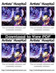Color Quarter Page 4 Up Flyer by ArtistsHospital