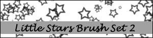 Little Stars Brush Set 2