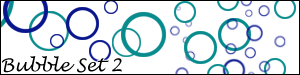 Bubble Set 2 by Duckie16