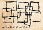 Scribble boxes