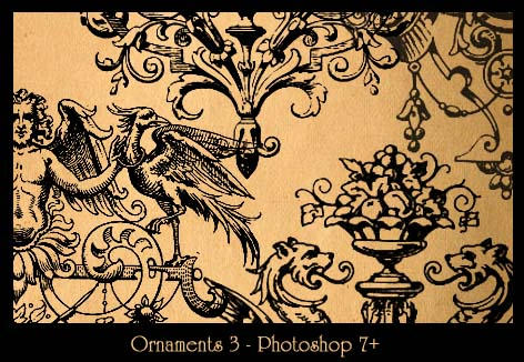 Ornaments 3 by Ch4ron