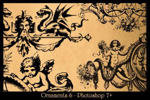 Ornaments 6 by Ch4ron