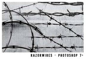 Razorwires by Ch4ron