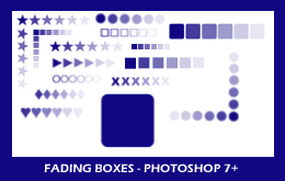 100x100 Fading Boxes by Ch4ron
