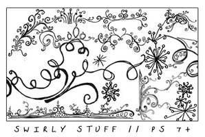 Swirly Stuff - PS 7 + by Ch4ron