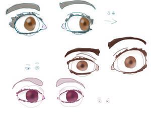 Eye practice #3