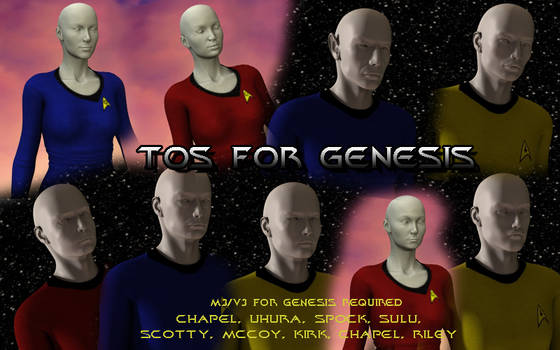 TOS for Genesis