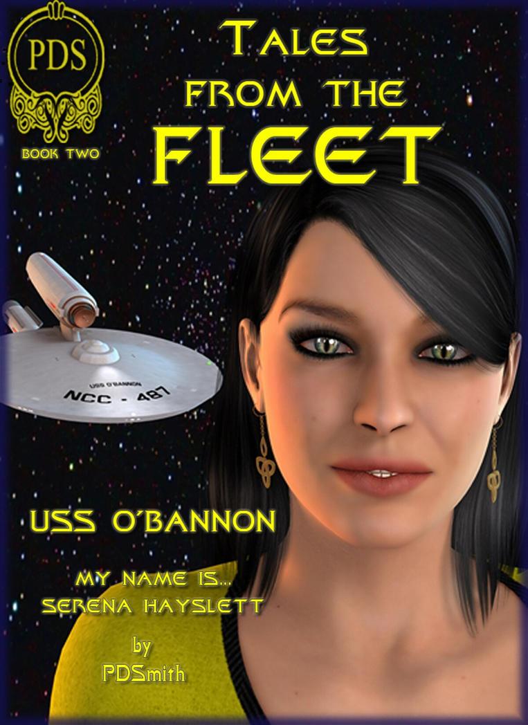 Graphic Novel - ST- Obannon - I am Serena Hayslett by PDSmith