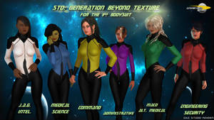 STO Generation Beyond Bodysuit for V4 by PDSmith