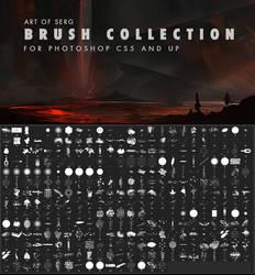ArtofSerg Brush Collection v2