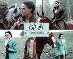 PSD Coloring #1 once upon a time