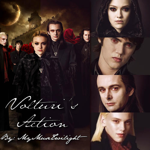 Blend Volturi New Moon a fanmade poster Jane Breaking Dawn ...