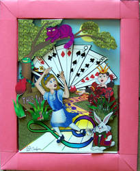 Alice Chased by Cards